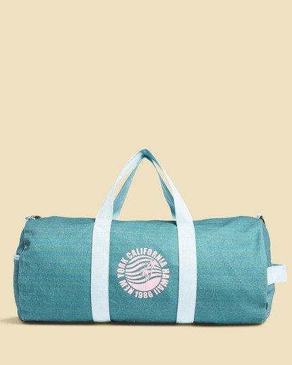 1 Salty Blonde Stay Salty Weekender Bag Multicolor JABG3BST Billabong
