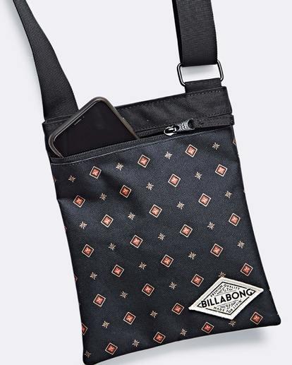 2 Good Vibes Crossbody Bag Black JABGNBGO Billabong