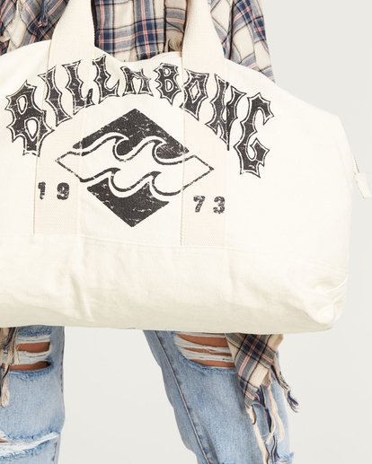 2 Never Over Weekender Bag  JABGNBNR Billabong