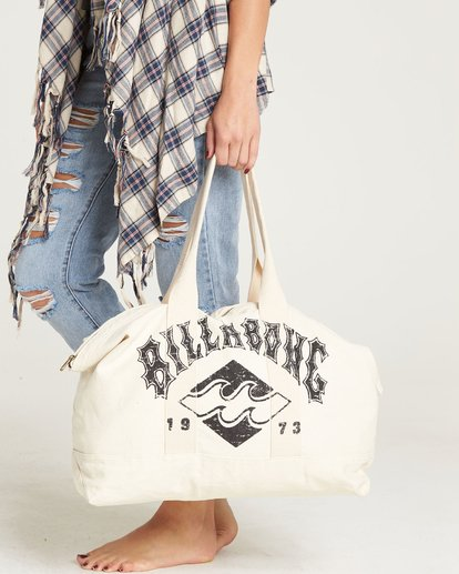 3 Never Over Weekender Bag  JABGNBNR Billabong