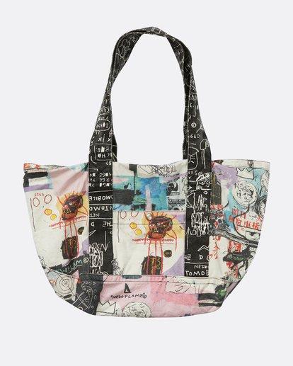 3 Factory Reversible Tote Bag  JABGPBBA Billabong