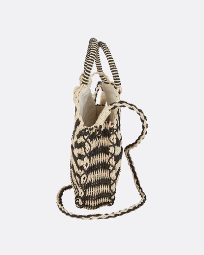 1 Soak It Up Straw Crossbody Bag  JABGPBSO Billabong