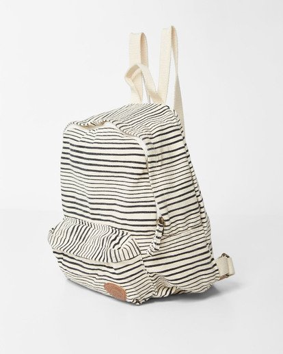 1 Mini Mama Backpack White JABGQBMI Billabong