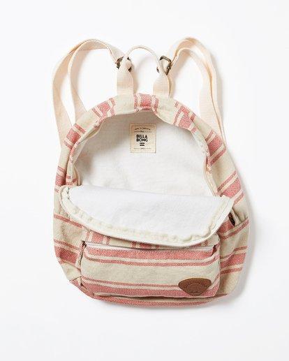 5 Mini Mama Backpack Red JABGQBMI Billabong