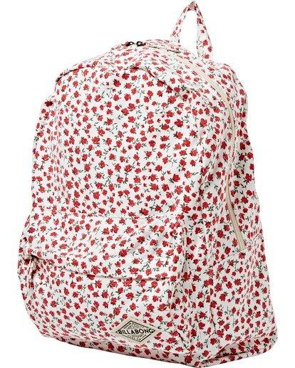 2 Mini Mama Backpack Red JABGQBMI Billabong
