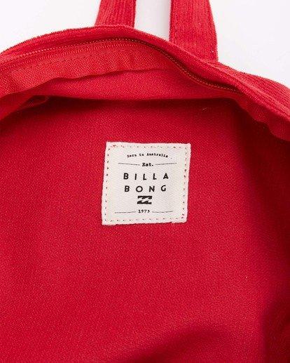 8 Mini Mama Backpack Red JABGQBMI Billabong
