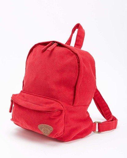 4 Mini Mama Backpack Red JABGQBMI Billabong