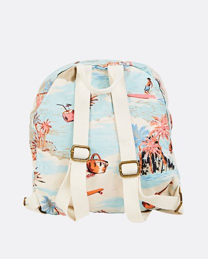 3 Mini Mama Backpack Yellow JABGQBMI Billabong