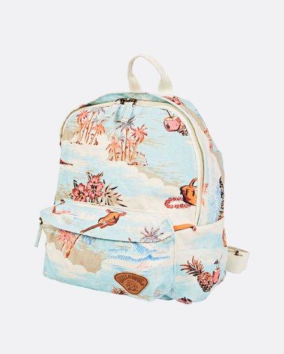 1 Mini Mama Backpack Blue JABGQBMI Billabong