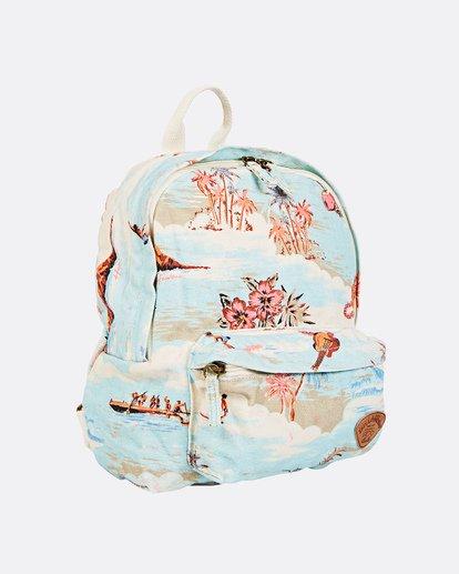 2 Mini Mama Backpack Blue JABGQBMI Billabong