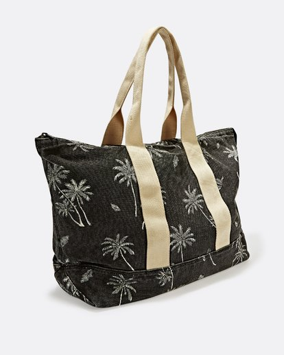 2 Never Over Tote Bag Black JABGSBNR Billabong