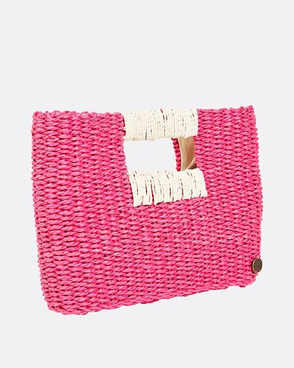2 Coastal Dayz Straw Purse  JABGUBCO Billabong