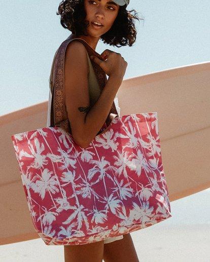 0 Kollab Pretty Palms Shopper Pink JABGWBPS Billabong