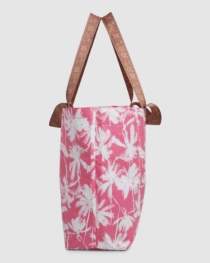 4 Kollab Pretty Palms Shopper Pink JABGWBPS Billabong