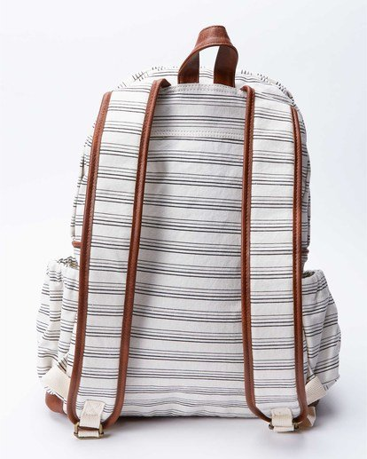 4 Home Abroad Backpack Orange JABK3BHO Billabong