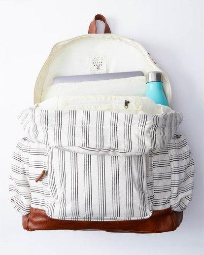 5 Home Abroad Backpack Orange JABK3BHO Billabong