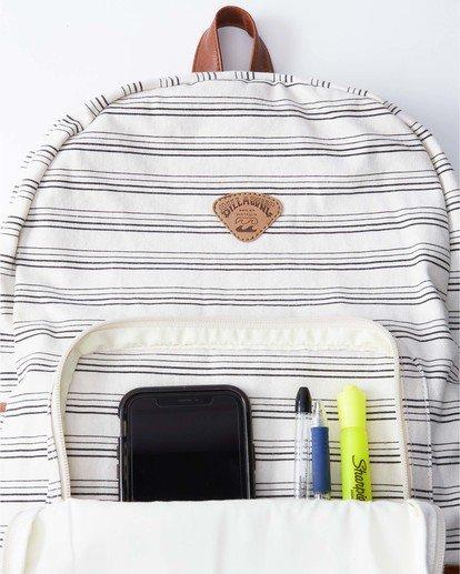 6 Home Abroad Backpack Orange JABK3BHO Billabong