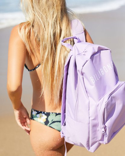 0 Infinity Backpack Purple JABK3BIN Billabong