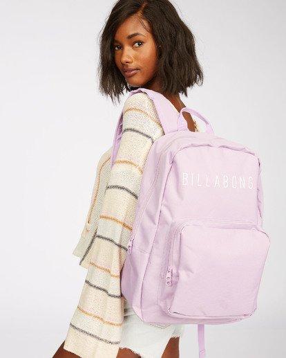 1 Infinity Backpack Purple JABK3BIN Billabong