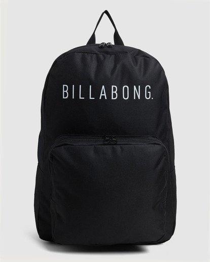 3 Infinity Backpack Black JABK3BIN Billabong