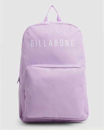3 Infinity Backpack Purple JABK3BIN Billabong