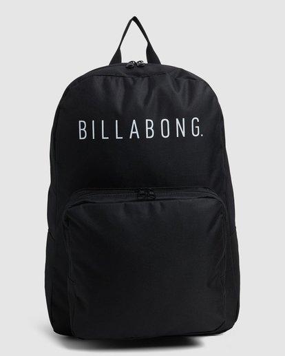 6 Infinity Backpack Black JABK3BIN Billabong