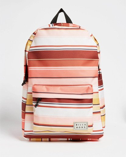 1 Next Time Backpack Red JABK3BNE Billabong