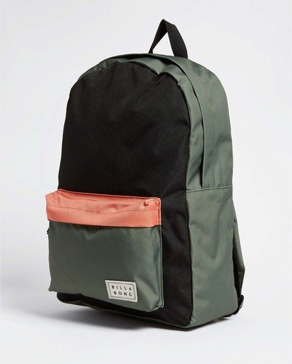 1 Next Time Backpack Brown JABK3BNE Billabong
