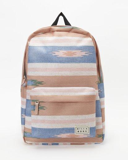 1 Next Time Backpack Pink JABK3BNE Billabong