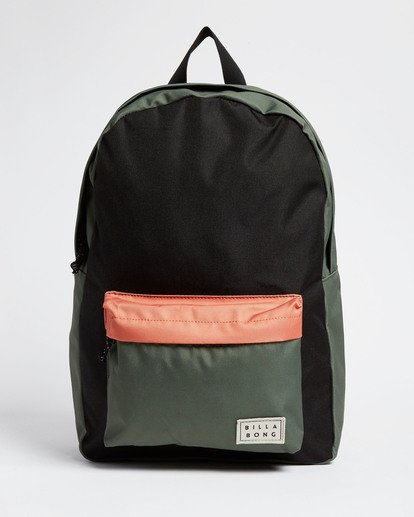 0 Next Time Backpack Brown JABK3BNE Billabong