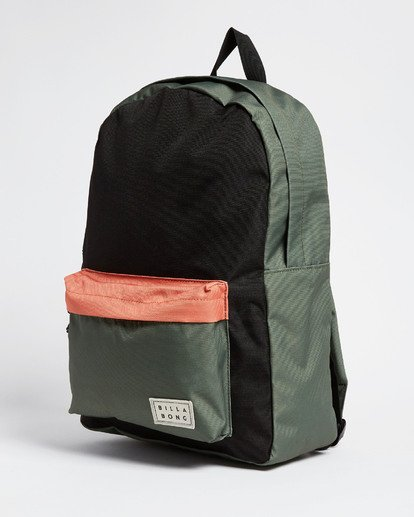 1 Next Time Backpack Brown JABK3BNE Billabong