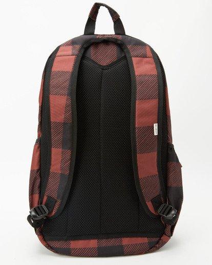 3 Roadie Backpack Black JABK3BRB Billabong