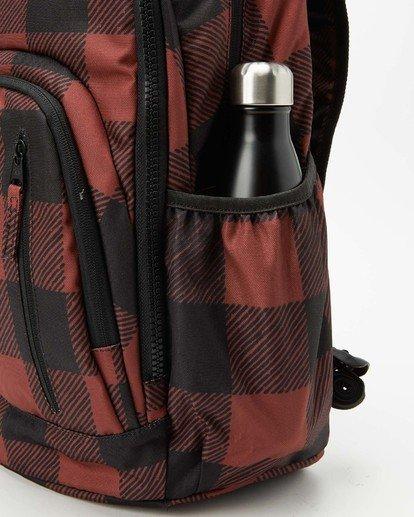 4 Roadie Backpack Black JABK3BRB Billabong