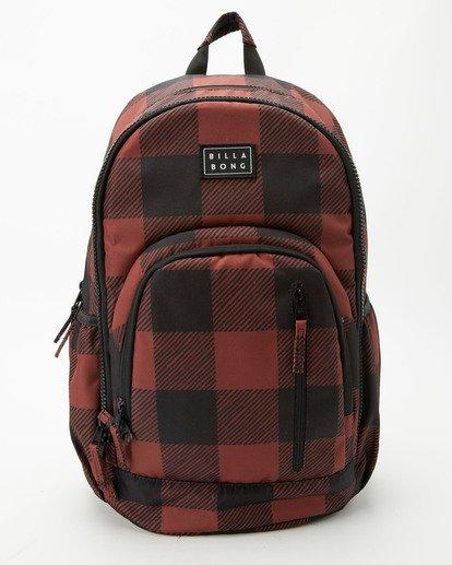 0 Roadie Backpack Black JABK3BRB Billabong