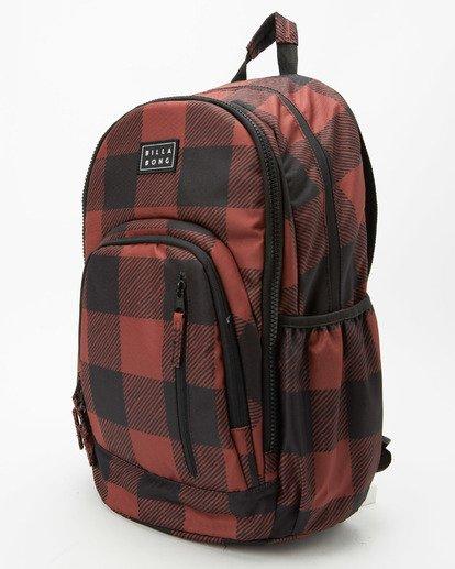 1 Roadie Backpack Black JABK3BRB Billabong
