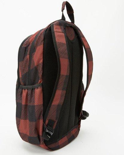 2 Roadie Backpack Black JABK3BRB Billabong