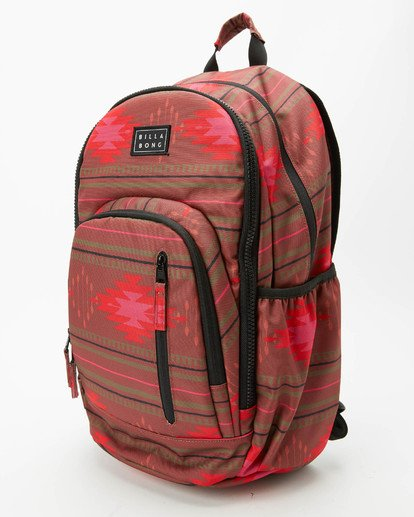 1 Roadie Backpack Brown JABK3BRB Billabong