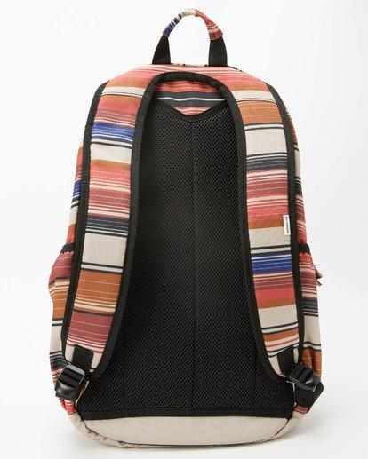 4 Roadie Backpack Grey JABK3BRB Billabong