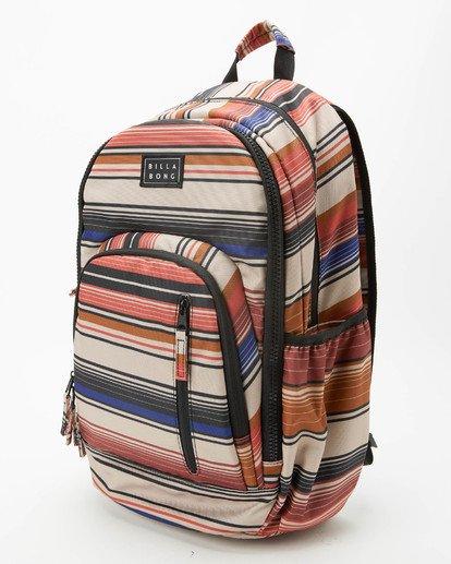 1 Roadie Backpack Grey JABK3BRB Billabong