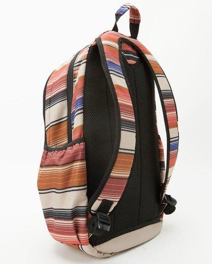 3 Roadie Backpack Grey JABK3BRB Billabong