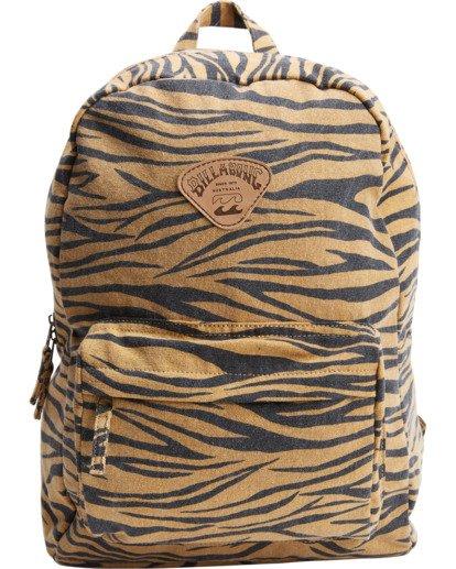 1 Schools Out Backpack White JABK3BSC Billabong