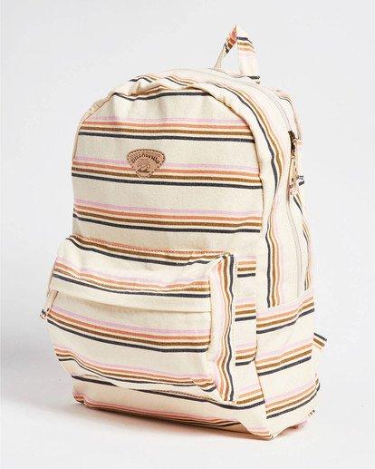 2 Schools Out Backpack White JABK3BSC Billabong