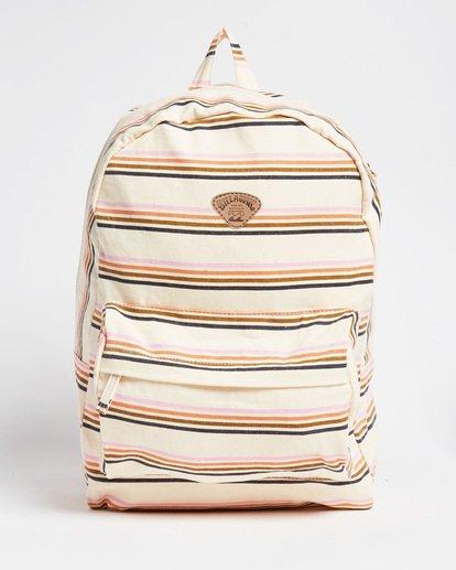 4 Schools Out Backpack White JABK3BSC Billabong