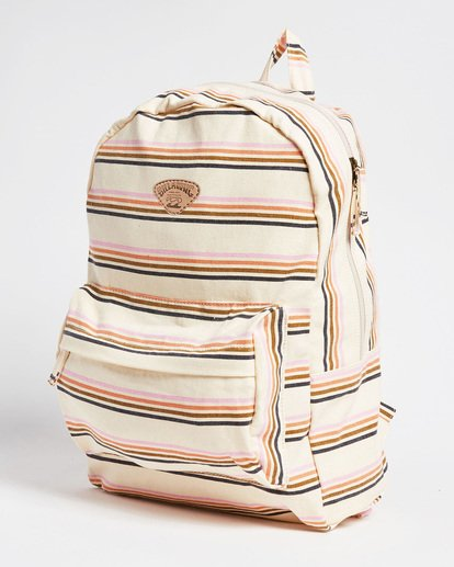 5 Schools Out Backpack White JABK3BSC Billabong