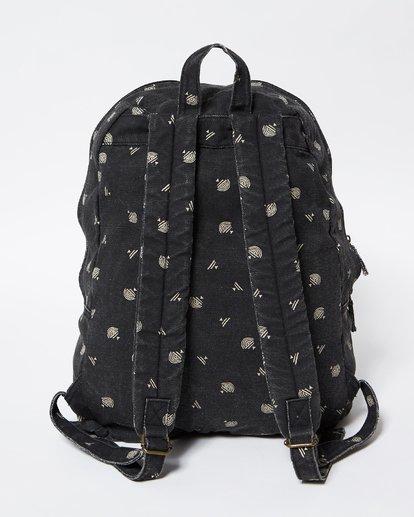 5 Hand Over Love Backpack Black JABKCHAN Billabong
