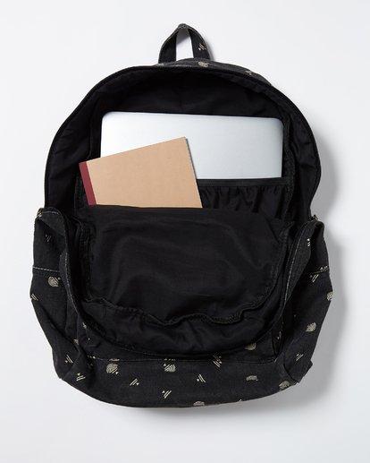6 Hand Over Love Backpack Black JABKCHAN Billabong