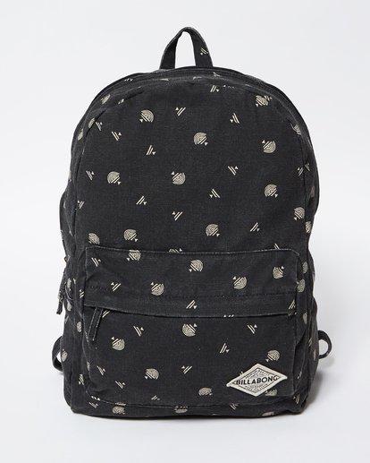 1 Hand Over Love Backpack Black JABKCHAN Billabong