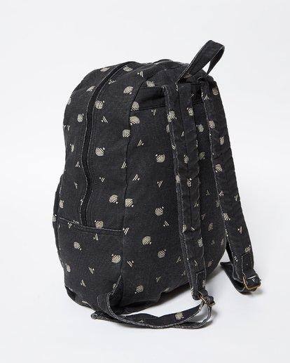4 Hand Over Love Backpack Black JABKCHAN Billabong