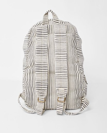 3 Hand Over Love Backpack White JABKCHAN Billabong