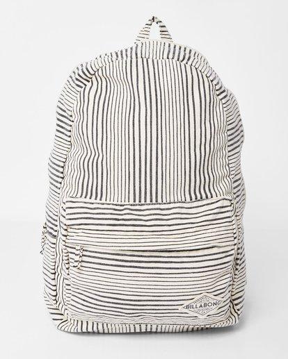 0 Hand Over Love Backpack White JABKCHAN Billabong